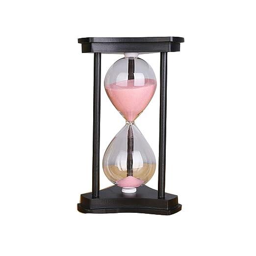 Yikuo Hourglass, Simple Triangular Columna de Hora, decoración de ...