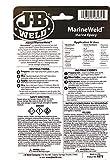 J-B Weld 8272 MarineWeld Marine Epoxy - 2