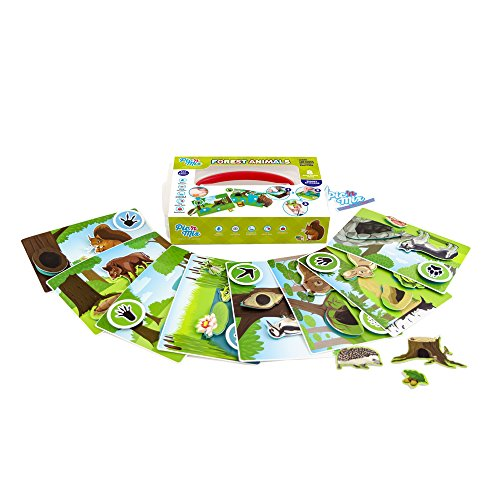 Picnmix Forest Animals Sticker Puzzle Educational Toys and G