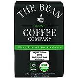 The Bean Coffee Company Organic Decaf Le Bean, Dark French Roast, Whole Bean, 5-Pound Bag