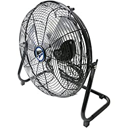 MaxxAir HVFF14UPS Multi Purpose High Velocity 3-Speed Floor Fan, 14-Inch