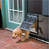 "Namsan Pet Screen Door Dog Gate Way Pet Door for Screens - 12"" x 16"""