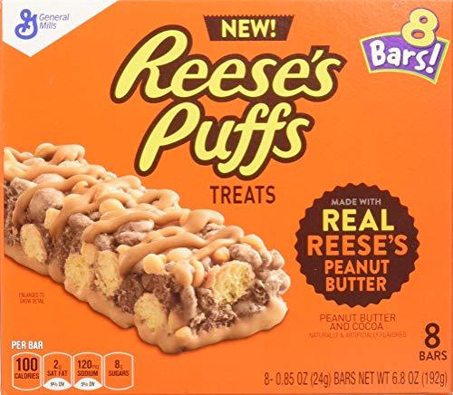 Reese's Puffs Treats, 6.8 ()