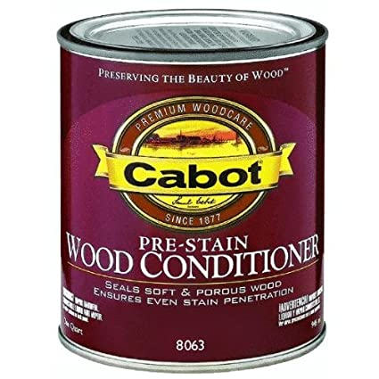 Ordinaire Cabot Interior Oil Based Pre Stain Conditioner