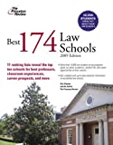 Best 174 Law Schools 2009, Princeton Review Staff, 0375428801