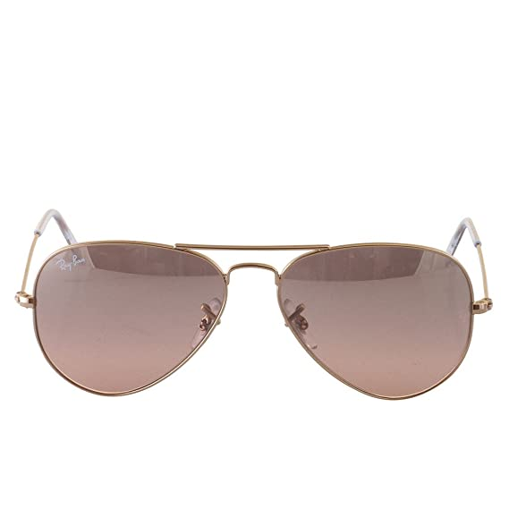 ebedf4602c4 Ray-Ban RB3025 Aviator Sunglasses 55mm