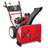 Troy-Bilt Storm 2460 208cc Electric Start 24-Inch Two-Stage Gas Snow Thrower