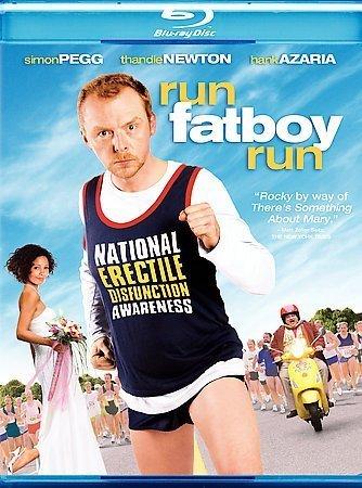 Run, Fat Boy, Run [Run Fatboy Run] (Blu-ray)