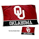 College Flags and Banners Co. Oklahoma Sooners Double Sided Flag Review