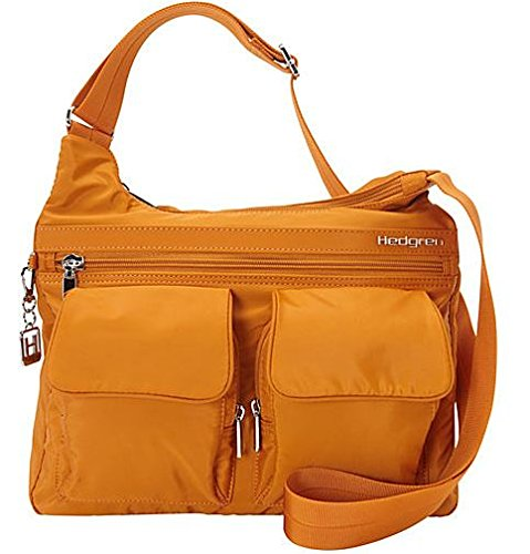 Golden Hedgren Hedgren Oak Bag Shoulder Women's Women's Prairie Brown Sepia PSB8q
