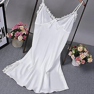 d335a57ff39979 Ansenesna Jupe Femme Noir Plus Taille S-5XL Loose Strap Pure Color ...