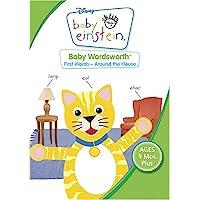 Disney Baby Einstein(TM): Baby Wordsworth(TM) First Words -- Around The House