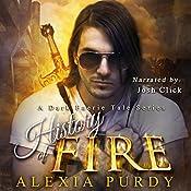 History of Fire: A Dark Faerie Tale, Book 5 | Alexia Purdy
