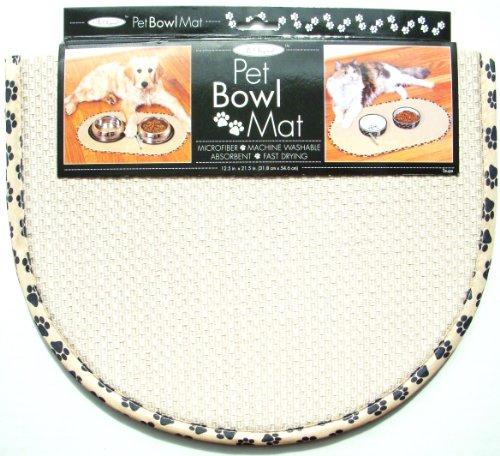 OriginalTM Pet Bowl Mat Taupe product image