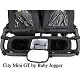 Double Stroller Organizer for Bob Duallie and Baby Jogger City Mini GT …