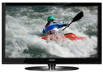 bc32b4c7e2013 Samsung PS50A466 50 Zoll   127 cm 16 9 HD Ready Plasma-Fernseher schwarz