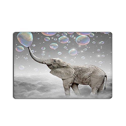 Elephant Doormats Kritters In The Mailbox Elephant Doormat