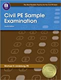 Civil PE Sample Examination, Lindeburg, PE, Michael R, 1591263875