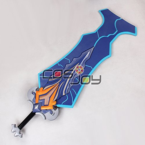 Cosjoy 46″ League of Legends Battle Bunny Riven's Blade PVC Replica Cosplay Prop