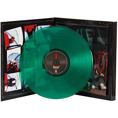 Vinyl Slipknot - Slipknot Men's Debut Vinyl + Tee Box Set T-shirt Medium Black