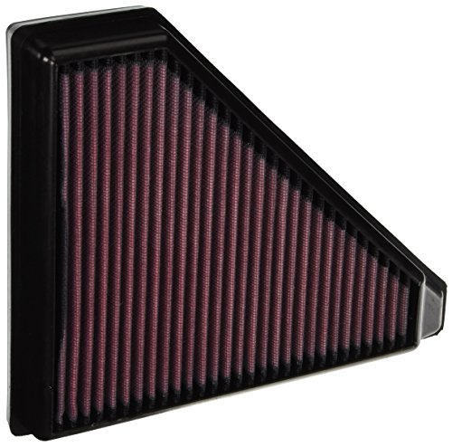 K&N 33-2436 High Performance Replacement Air Filter