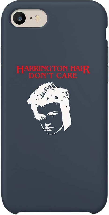 Harrington Hair Don't Care MT_002989 Protective Case Cover Hard Plastic Compatible with for iPhone 6 Funny Gift Christmas Birthday Novelty