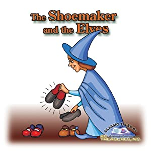The Shoemaker and the Elves Audiobook