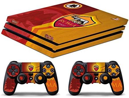 Skin PS4 PRO- AS ROMA ULTRAS FUTBOL - limited edition DECAL COVER ADHESIVO playstation 4 SLIM SONY BUNDLE: Amazon.es: Videojuegos