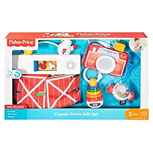 Fisher-Price Mini Favourites Gift Set,...