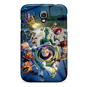 Ideal Richardcustom2008 Cases Covers For Galaxy S4(toy Story 3), Protective Stylish Cases