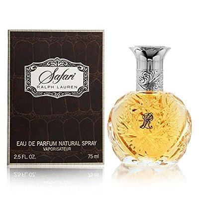 Ralph Lauren Safari Women Eau De Parfum Spray, 2.5 Ounce
