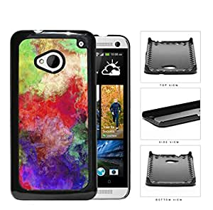 Colorful Abstract Art Painting Grunge Hard Snap on Phone Case Cover Android HTC One M7 by Maris's Diary