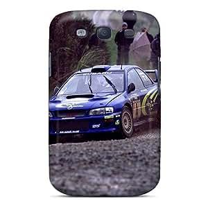 Galaxy High Quality Tpu Case/ Wrc Slide PiMTXKI2211naWMA Case Cover For Galaxy S3