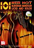 101 Red Hot Bluegrass Guitar Licks and Solos, Larry McCabe, 0786659025