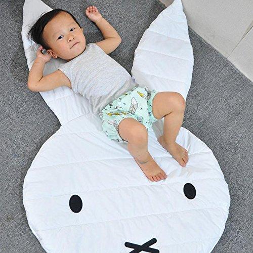 Oat's houseware Play mat Rabbit Crawling Blanket Carpet Floor Baby Play Mats Children Room Decoration Play Rugs