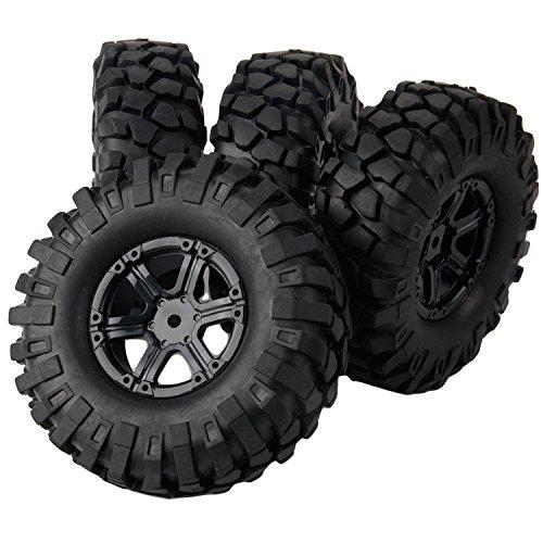 Rock Crawler Wheels : Rc rock crawler wheels amazon