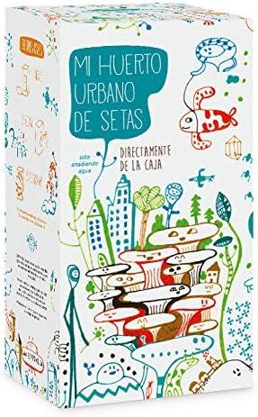 Garden Pocket - Kit Autocultivo de Setas EDUCO: Amazon.es: Jardín