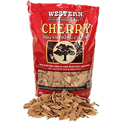WESTERN 78075 Hickory BBQ Smoking Chips from WESTERN