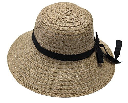Womens Fashion Summer Straw hat Sun hat Folding Travel Beach Cap - http://coolthings.us