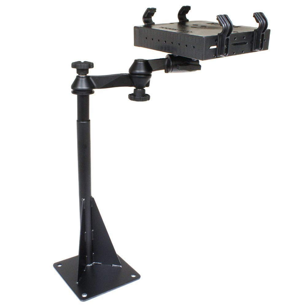 RAM Mounts (RAM-VBD-122-SW1) Universal Drill-Down Laptop Mount by RAM MOUNTS