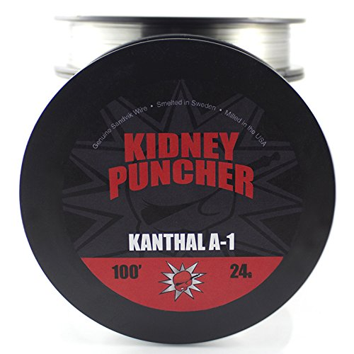 Kanthal A-1 Spools (250ft 38g)
