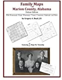 Family Maps of Marion County, Alabama, Deluxe Edition