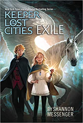 Image result for keeper of the lost cities exile