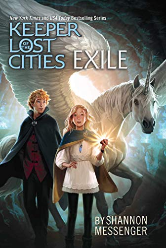 Exile (Keeper of the Lost Cities Book 2) by [Messenger, Shannon]