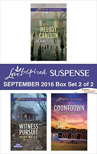 book cover of Harlequin Love Inspired Suspense September 2016 - Box Set 2 of 2