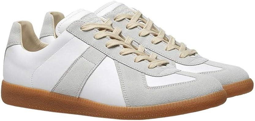 Maison Margiela 22 Classic réplicas de Zapatillas White 8: Amazon.es: Zapatos y complementos