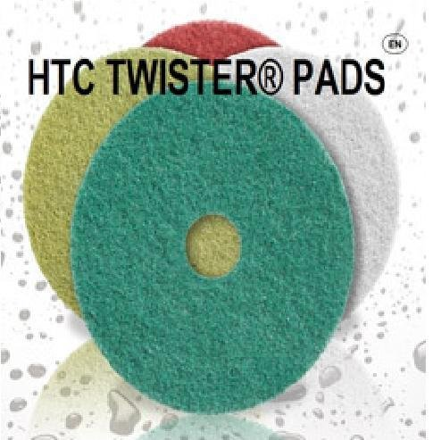 HTC Twister Pads Package Deal 17'' by HTC Twister