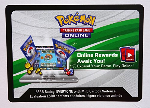 Pokemon  100X Primal Clash Online Redemption Booster Codes  Not Played  By Email Only