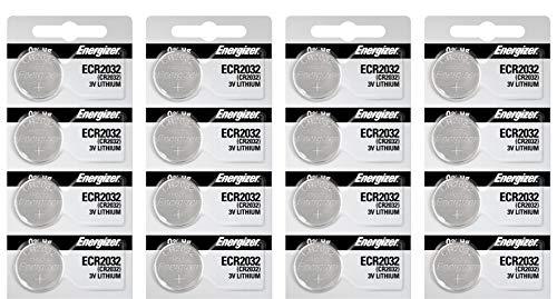 Energizer 2032BP-4 3 Volt Lithium Coin Battery - Retail Packaging (Pack of 12) (Energizer 2032bp 4 3 Volt Lithium Coin Battery)