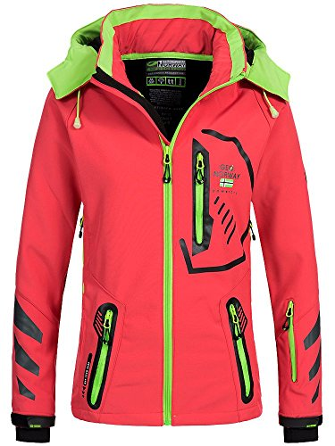 Donna Corallo Norway Geographical Geographical Norway Giacca IqzfancqSw
